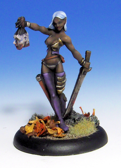 Drow Dark Elf