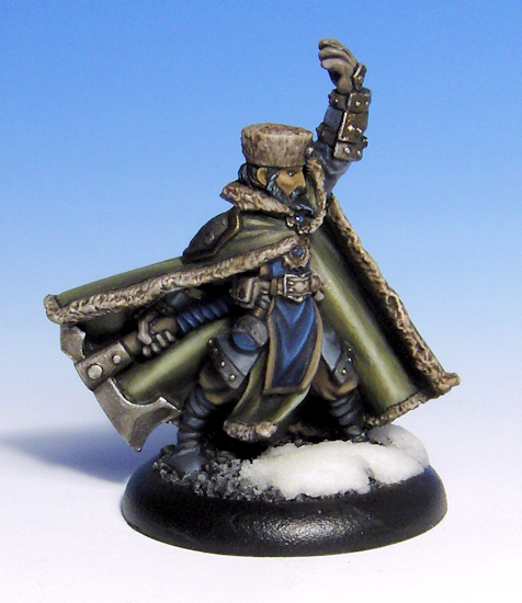 Warmachine Greylord Privateer Press
