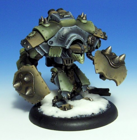 Kodiak Warjack Privateer Press Warmachine
