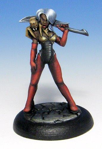 Liralith Redux Hasslefree Miniatures drow dark elf