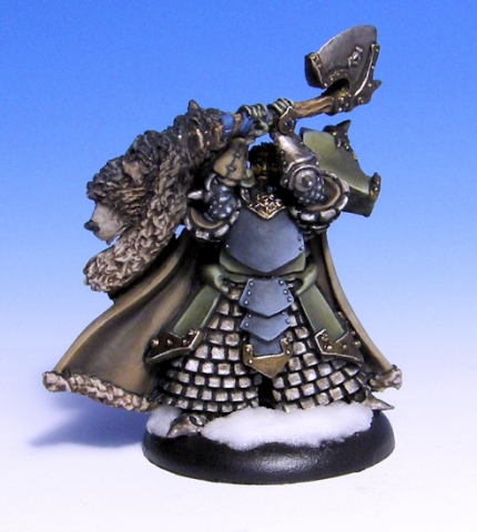 Volkov The Great Bear fra Privateer Press Warmachine