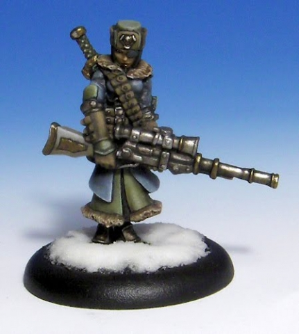 Warmachine Widowmaker Privateer Press